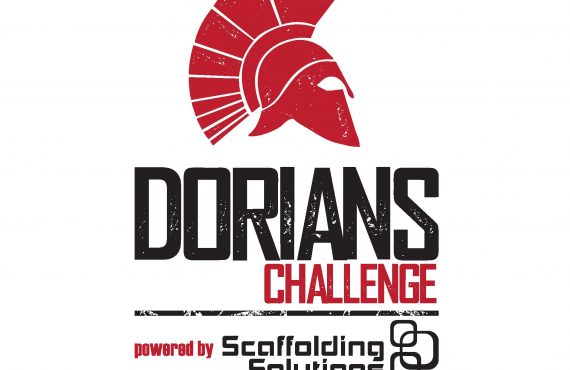 Scaffolding Solutions now major sponsor of Dorians Challenge 2017