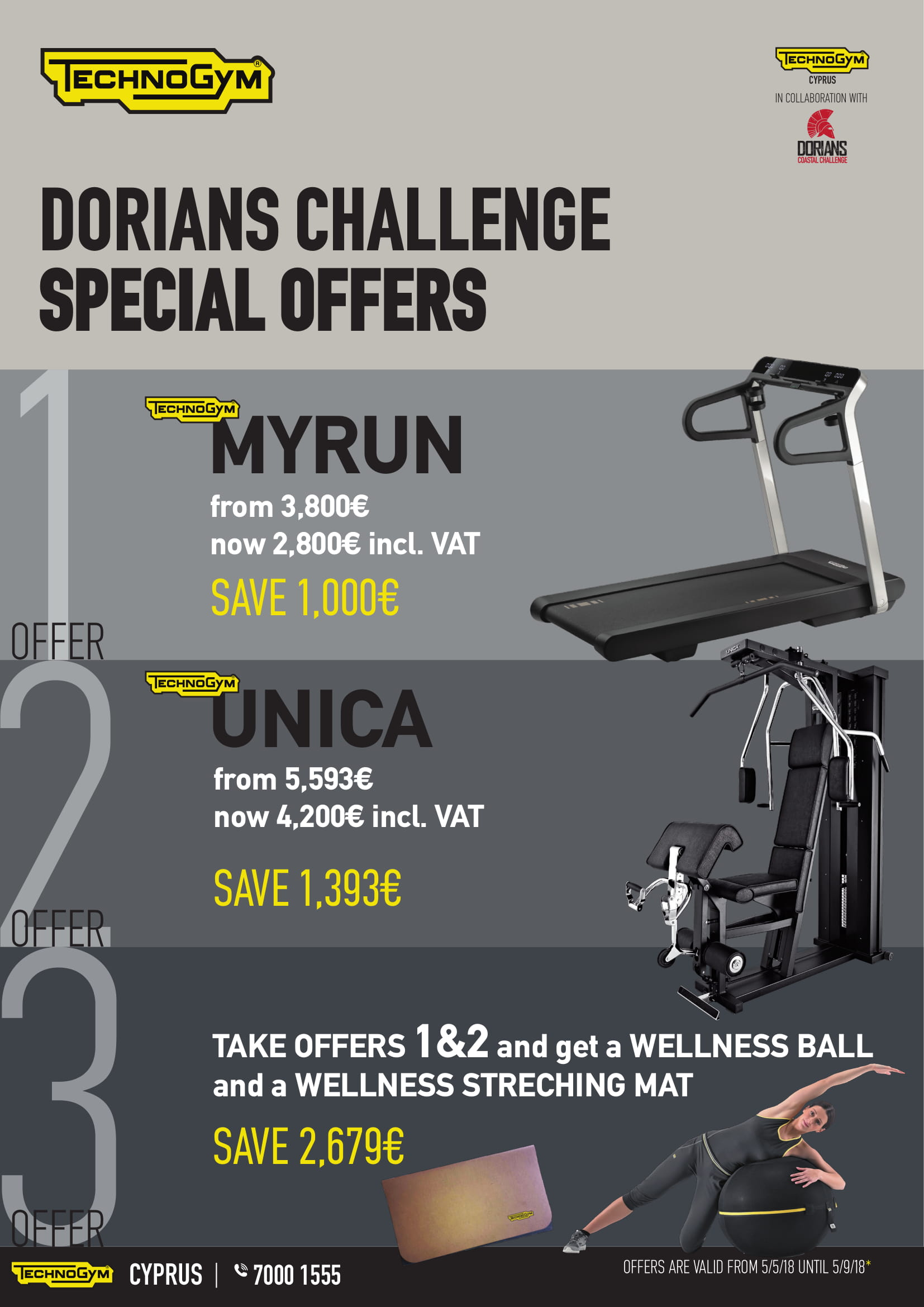 Technogym Dorians FlyerA Final-1