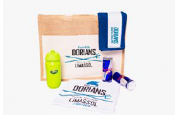 Get a team of 10+ Dorians together and receive the Dorians Gift Bag. For free!